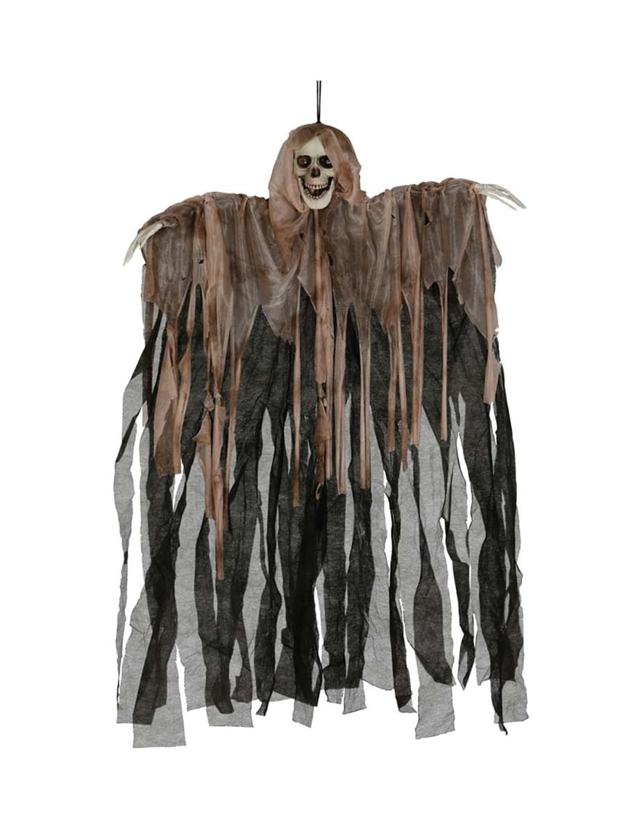 d coration la mort suspendre pour halloween funidelia. Black Bedroom Furniture Sets. Home Design Ideas