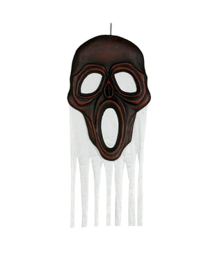 Scream wall decoration