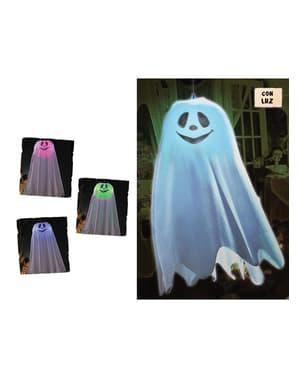 Pingente decorativo fantasma brilhante