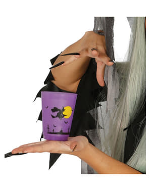 Vaso de Halloween