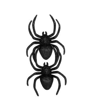 Décoration araignées terreur