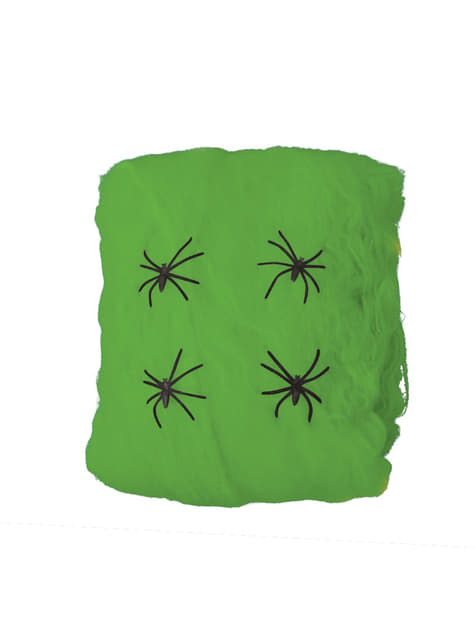 Telaraña verde 60 gr