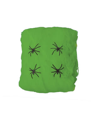 Zielona pajęczyna 60g