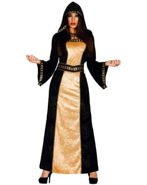 Mørk Dame Kostyme