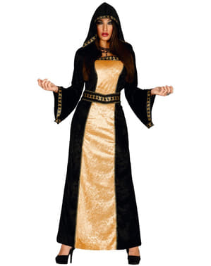 Womens dark woman costume