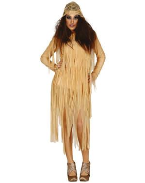 Sexy Mumien Kostüm für Damen