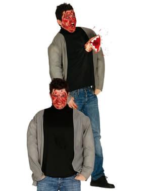 Maglietta alien assassino uomo