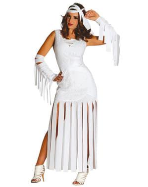 Sinnliche Mumie Kostüm für Damen