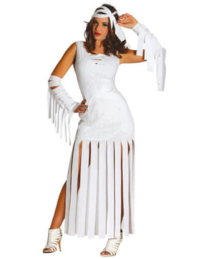 Womens sensual mummy costume