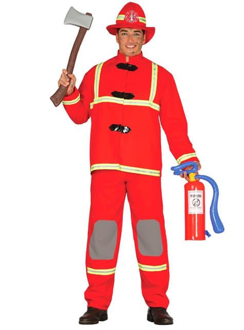 Ανδρική Στολή Γενναίος Πυροσβέστης