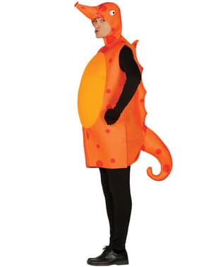 Costum căluț de mare pentru adult