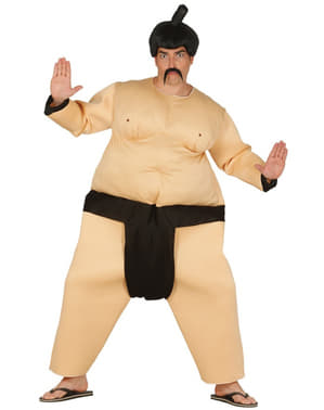 Sumoringer Kostüm für Herren
