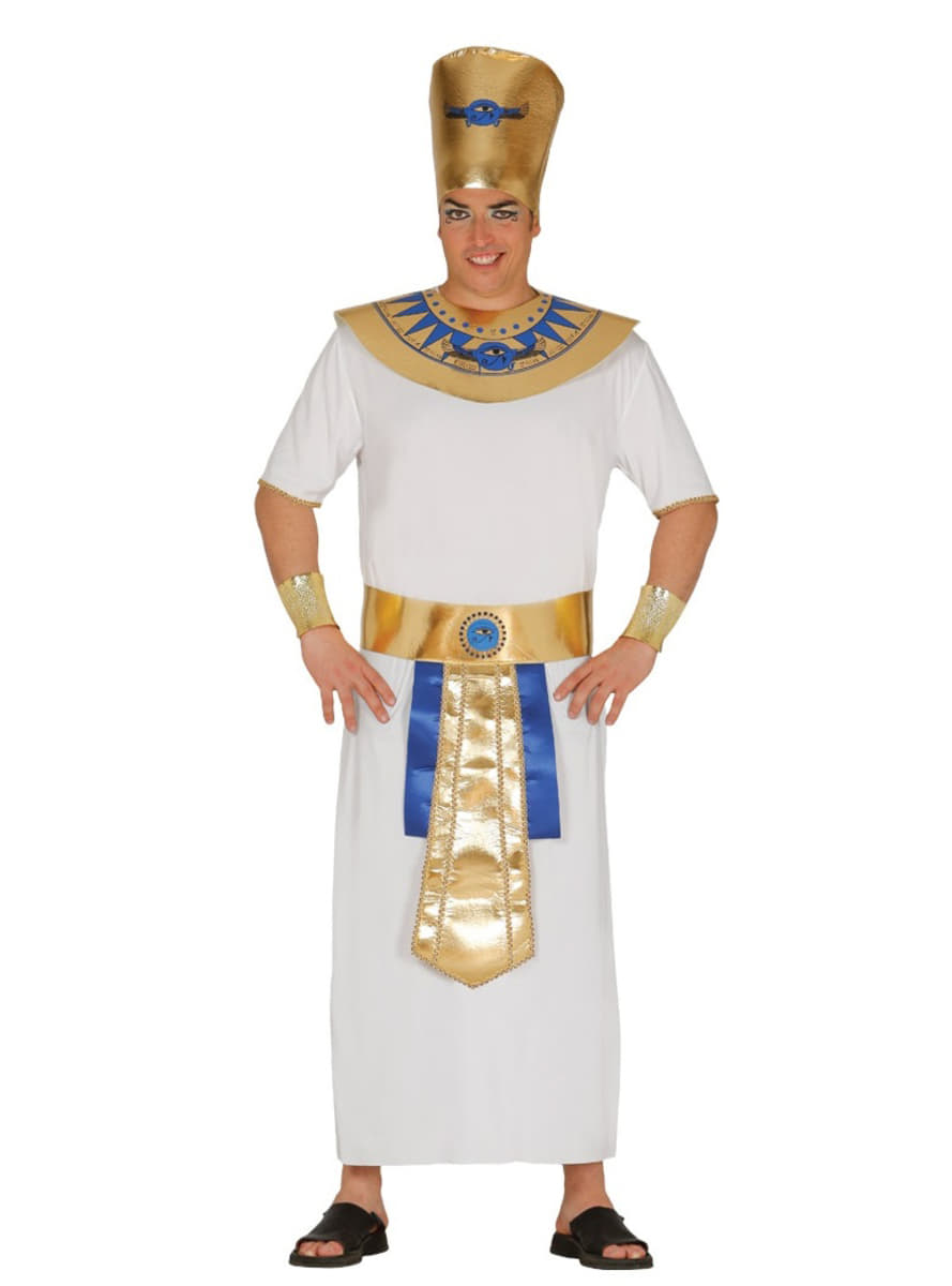 pharao kost m gold f r herren funidelia. Black Bedroom Furniture Sets. Home Design Ideas