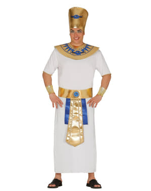Mens gold pharaoh costume