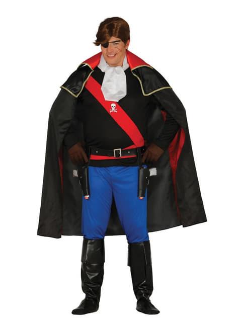 Mens pirate of the seven seas costume