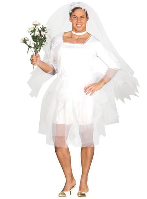 メンズ花嫁衣装
