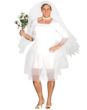 Мъжки костюм на булката