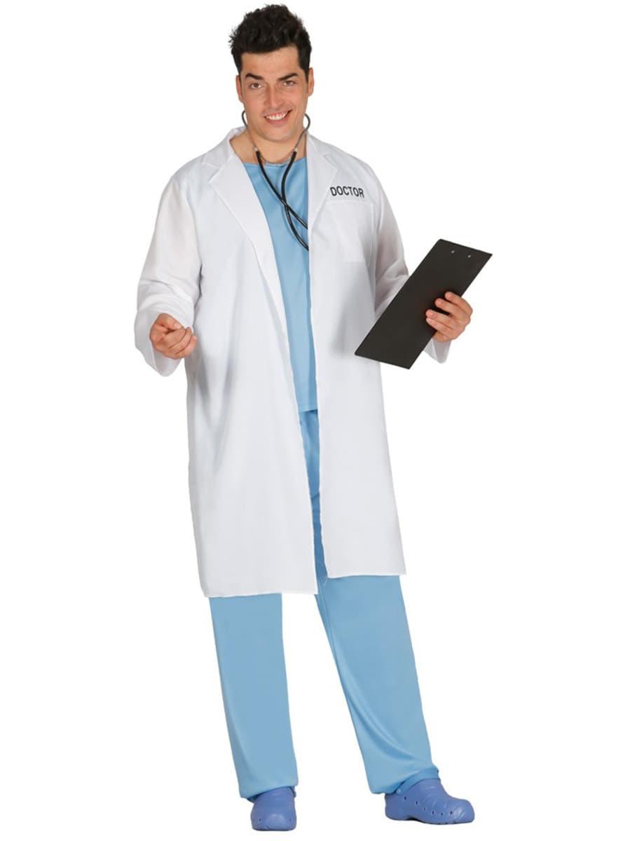 deguisement docteur