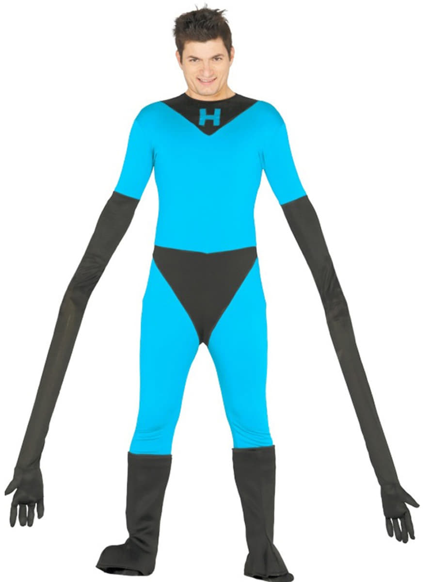 D guisement super h ros lastique homme funidelia - Super heros deguisement ...