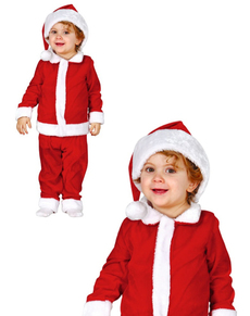 1e4b027bb43ab Déguisements de Pére Noël bébé. Ho Ho Ho ! Adorables