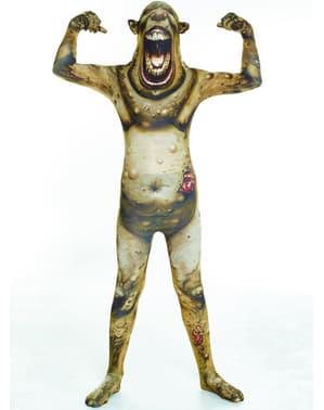 Ülser Morphsuit Kostümlü Çocuk Zombi