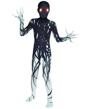 Morphsuit Zalgo kostume til børn