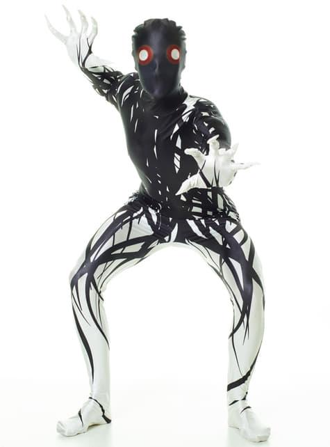 Disfraz de Zalgo Morphsuit