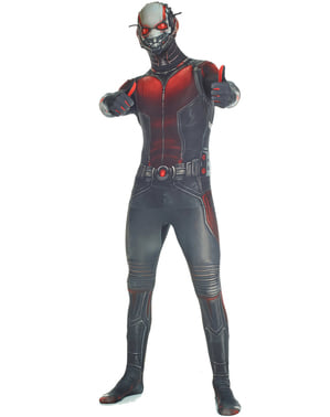 Costume Antman Morphsuit
