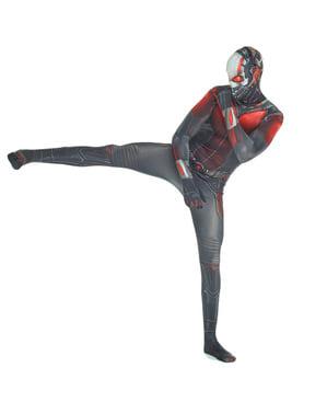 Morphsuit Antman kostume