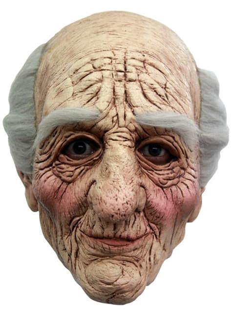 Máscara de GrandPa entrañable