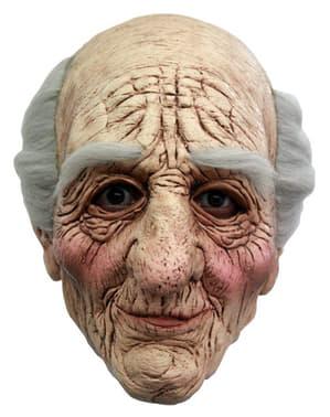 Freundlicher Opa Maske