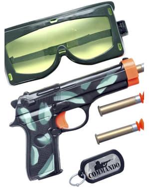 Militair accessoirekit voor mannen