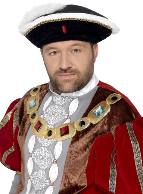 Victorian Henry VIII Καπέλο