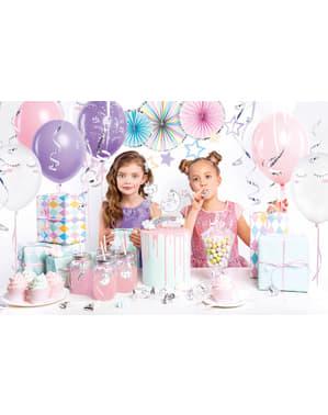 Unicorn party decoration kit - Unicorn
