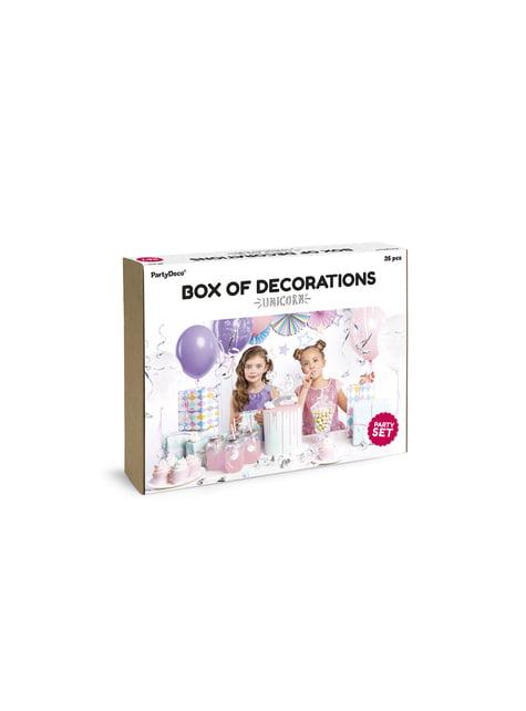 Kit de decoración de Unicornio - Unicorn Collection - barato