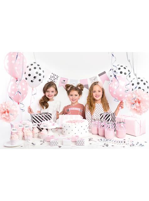 Kit de decoración de fiesta dulce - Sweets - barato