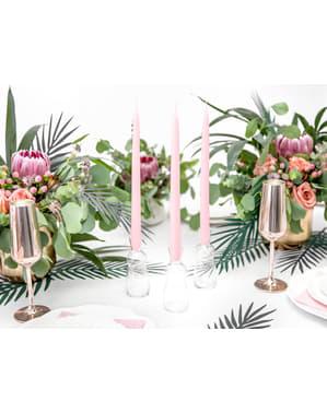 Set 21 tropických dekorativních listů - Aloha Collection