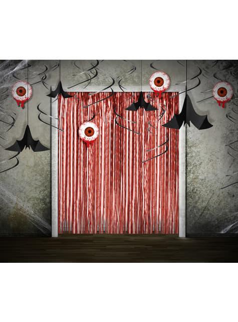 3 colgantes decorativos de murciélagos - Halloween - para niños y adultos