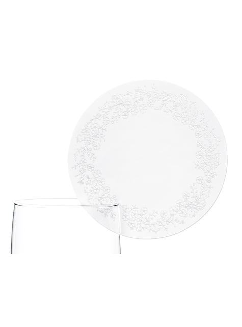 10 decoraciones para vaso con forma redonda - First Communion