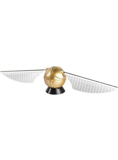 Snitch dourada voadora - Harry Potter