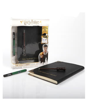 Journal de Tom Riddle avec stylo à encre invisible - Harry Potter