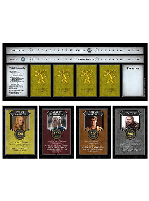 Risk Game of Thrones English Edition