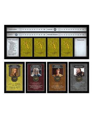 Thrones İngilizce Baskısı Riskli Oyun