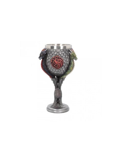 Deluxe House Targaryen beker - Game of Thrones