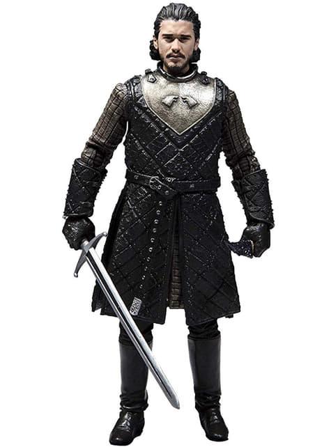 Figura de Jon Nieve 18 cm - Juego de Tronos