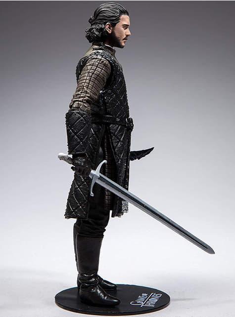 Figura de Jon Nieve 18 cm - Juego de Tronos - barato