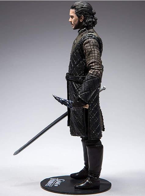 Figura de Jon Nieve 18 cm - Juego de Tronos - el más divertido
