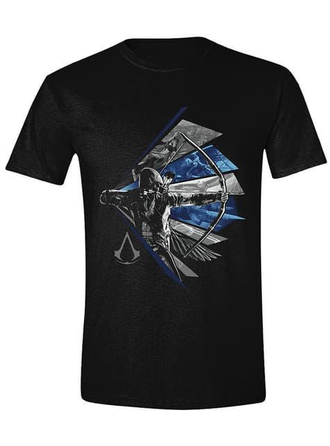 Assassin's Creed Bue Legacy T-Skjorte til Menn