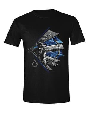 पुरुषों के लिए हत्यारा है पंथ धनुष लिगेसी टी-शर्ट