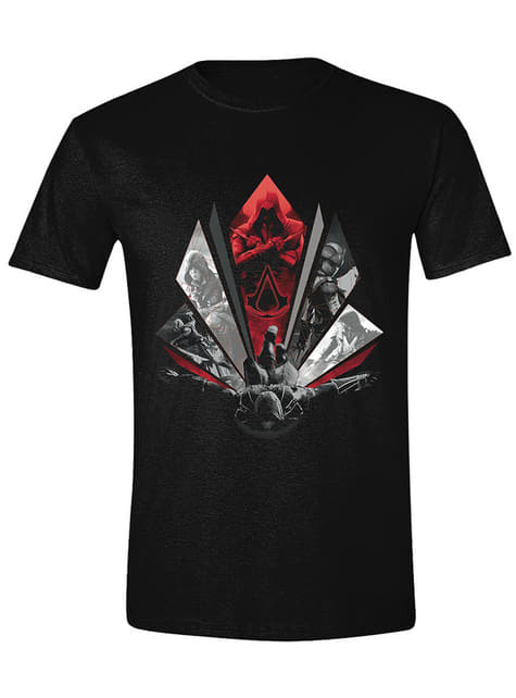 Assassin's Creed Suger Legacy T-Shirt for Men